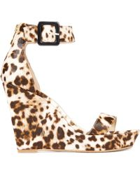 Inc International Concepts Sadye Platform Wedge Sandals - Lyst