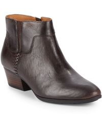 Söfft - Praveen Leather Ankle Boots - Lyst