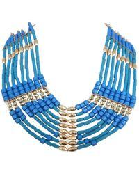 Ziba - Thalia Statement Necklace - Lyst