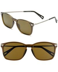 G-Star RAW Men'S 'Gs609Sm' 54Mm Sunglasses - Dark Olive - Lyst