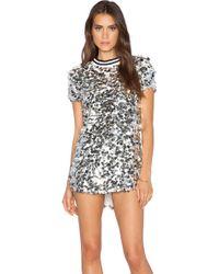Dress Gallery Satellite Dress - Lyst