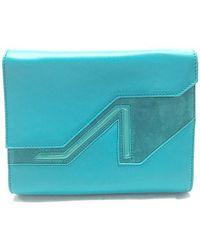 Apolinar - Captiva Clutch Purse - Turquoise - Lyst