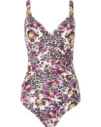 Biba Animal Fusion Goddess Swimsuit - Lyst