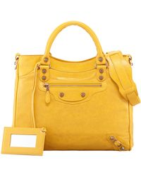 Balenciaga Giant 12 Rose Golden Velo Bag Mangue - Lyst