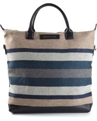 Want Les Essentiels De La Vie Striped Tote Bag - Lyst