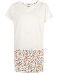 Uniqlo - Edenham B Printed Tunic Top - Lyst