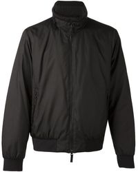 Armani Zip Jacket - Lyst