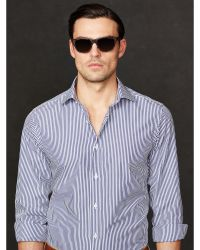 Ralph Lauren Purple Label Bengal-Striped Aston Shirt - Lyst