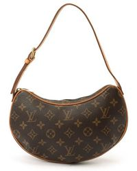 Louis Vuitton Pre-owned Pochette Croissant - Lyst