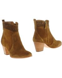Aerin Ankle Boots - Lyst