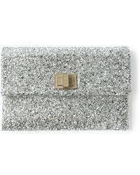 Anya Hindmarch Valorie Clutch - Lyst
