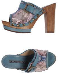 Francesco Morichetti - Platform Sandals - Lyst