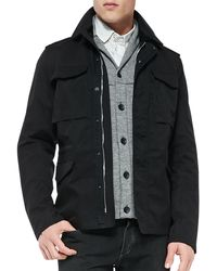 Rag & Bone Delancey Pocket Jacket - Lyst