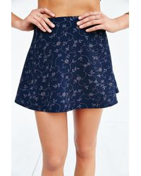 Cope - Seamed Circle Skirt - Lyst
