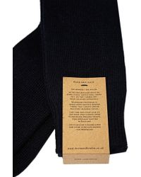 Marwood Mens Mohair Socks - Lyst
