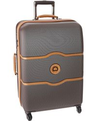 """Delsey Chatelet 24"""" Spinner Trolley - Lyst"""