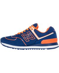 New Balance The Neon Collection 574 Sneaker - Lyst
