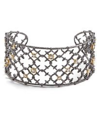 Alexis Bittar 'Elements' Open Cuff - Lyst