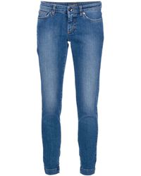 Dolce & Gabbana Skinny Fit Jeans - Lyst