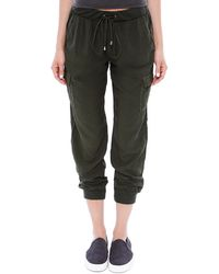 Splendid Cargo Pants - Lyst