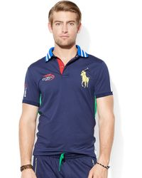 Ralph Lauren Polo Us Open Ball Boy Polo - Lyst