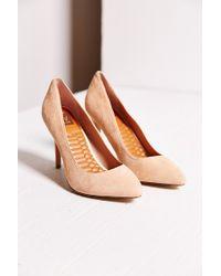 Dolce Vita Oaklee Leather Heel - Lyst