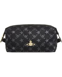 Vivienne Westwood Stars And Orb Wash Bag - For Men - Lyst