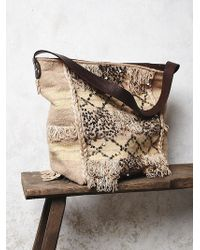 Free People Moroccan Love Hobo - Lyst