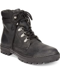 Denim & Supply Ralph Lauren Puttenham Leather Mid Boots - Lyst