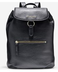 Cole Haan | black Magnolia Backpack | Lyst