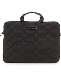 Marc By Marc Jacobs Crosby 15 Commuter Case - Black - Lyst