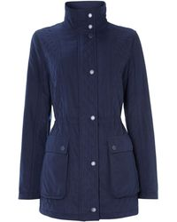 Cloud Nine - Micro Quilted Jacket - Lyst