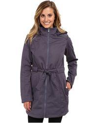 The North Face Sashanna Soft Shell Jacket - Lyst