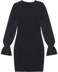 OSMAN | Poppy Crepe Dress | Lyst