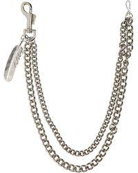 Christian Dada Feather Pocket Chain - Lyst