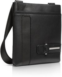 Calvin Klein Evan Leather Flat Pack - Lyst