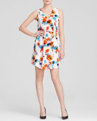 Rebecca Taylor Dress - Flowerpress - Lyst