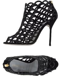 Sergio Rossi High-Heeled Sandals - Lyst