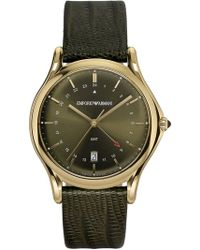 Emporio Armani | Swiss Made Watches | Lyst