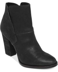 Vince Camuto Ristin Booties - Lyst