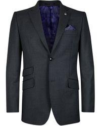 Ted Baker Wool Suit Jacket - Lyst
