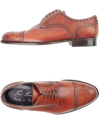 Fini Firenze - Lace-Up Shoes - Lyst