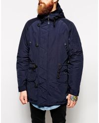 Penfield Paxton Insulated Parka - Lyst