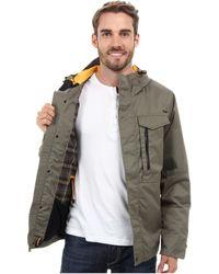 Oakley Green Spoiler Jacket - Lyst