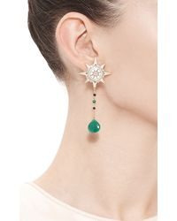 Masterpeace | Lodestar Tsavorite Earrings | Lyst