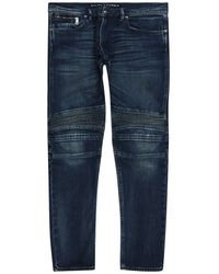 Ralph Lauren Black Label - Piston Moto Jean - Lyst