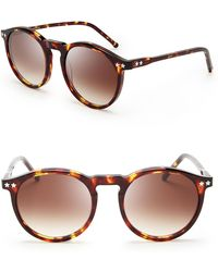 Wildfox Steff Sunglasses - Lyst