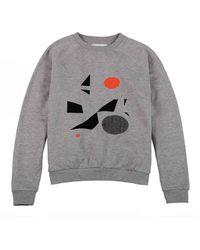 Won Hundred One Print Sweatshirt - Lyst