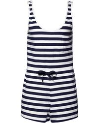 Solid & Striped Nautical Striped Jumper blue - Lyst
