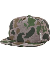 Volcom The Skunk Snapback Hat - Lyst